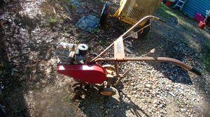 5 hp tiller works great for Sale in Scottsville, VA