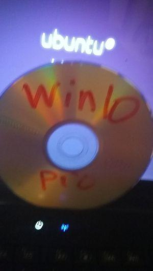 Win 10 Pro Bootable DVD Disk FREE for Sale in Wichita, KS