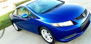 30k miles 2013 Honda Civic vtec automatic low miles 1 owner for Sale in Fontana, CA