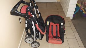 Baby stroller and car seat for Sale in Tempe, AZ