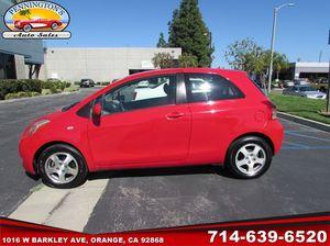 2007 Toyota Yaris for Sale in Orange, CA