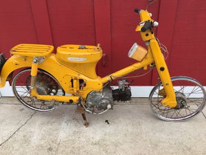 1963 Honda C105 Trail 55 CT90 for Sale in Chino Hills, CA