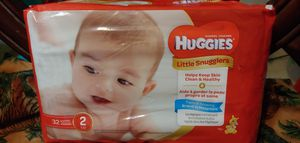 Huggies Size 2 for Sale in Duncanville, TX