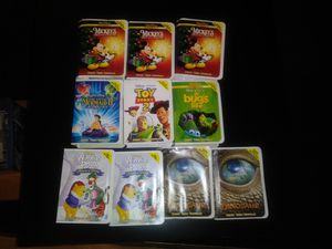 McDonald's Disney VHS 2000 Toys for Sale in Los Angeles, CA
