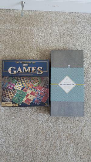 Board games. New. for Sale in Decatur, GA