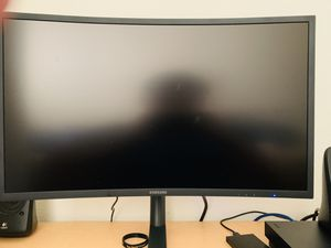 27in Samsung 1440p 144hz gaming monitor for Sale in Tempe, AZ