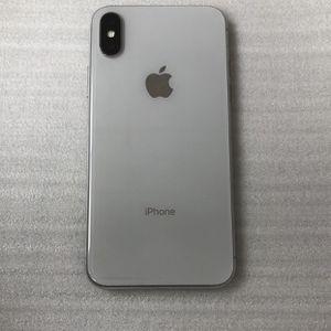 iphone x 64gb (not unlocked) att/cricket for Sale in Belle Isle, FL