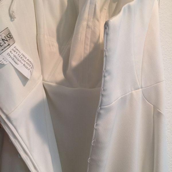 New wedding dress bridal size 10