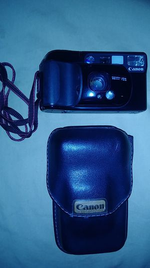 Canon Sure Shot Supreme 38mm Autofocus Camera for Sale in San Angelo, TX