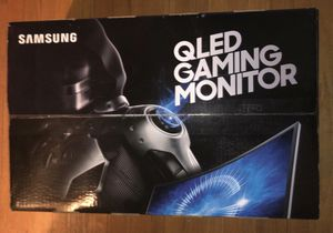 Samsung Gaming monitor for Sale in Albuquerque, NM