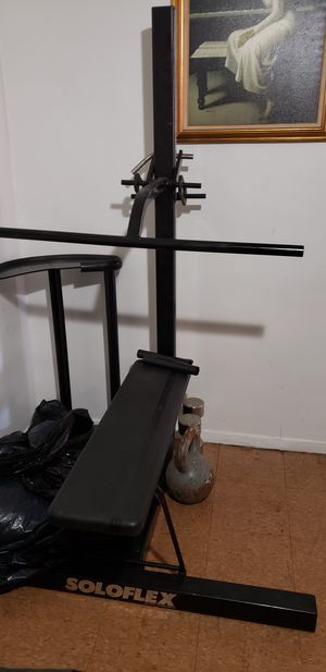 SOLOFLEX HOME GYM for Sale in New York, NY
