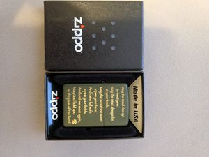 Zippo Lighter for Sale in Citrus Heights, CA