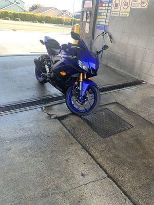 Yamaha R3 blue team 2019 for Sale in La Habra Heights, CA