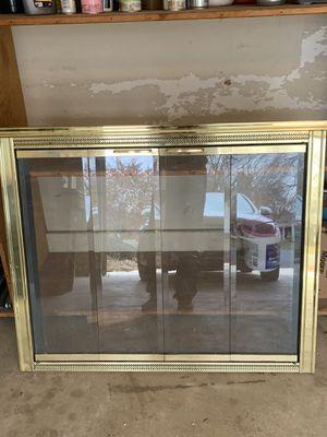 Fireplace glass door for Sale in Vienna, VA