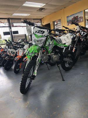 Apollo x19 dirt bike on sale for Sale in Grand Prairie, TX