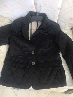 Burberry jacket for women for Sale in Morton Grove,  IL