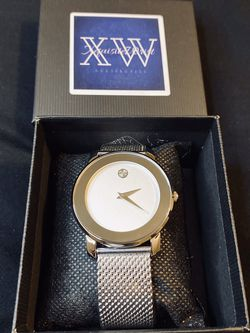 Silver And White New Watch for Sale in Moreno Valley,  CA