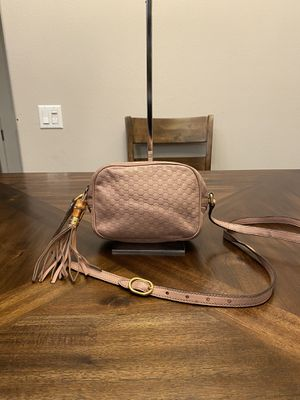 Gucci GG Logo printed Pink Crossbody for Sale in El Monte, CA