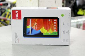 RCA RCT6873W42 Voyager 7 16GB Tablet 1.2GHz Intel Atom Quad-Core Processor Android 6.0 New for Sale in Lauderdale Lakes, FL