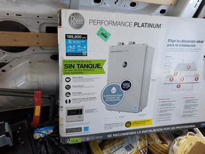 Tankless water heater for Sale in Oakland, CA