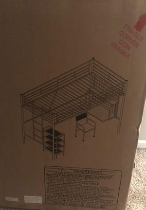 Loft Bunk Bed for Sale in Colorado Springs, CO