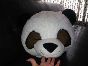 Panda bear mask. for Sale in Ruskin, FL
