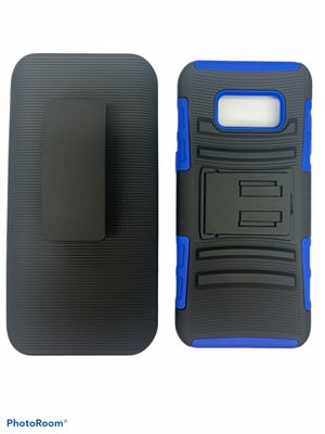 Samsung Galaxy S8 360 Clíp Case With Kickstand for Sale in Los Angeles, CA
