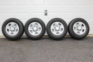 Tires/wheels 255/70R18 Factory for Sale in Bethesda, MD