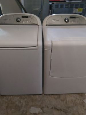 Washer and dryer set in great condition $350 for Sale in Deltona, FL