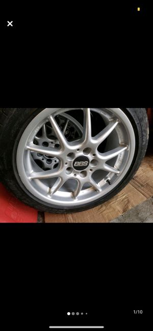 5x112 bbs 17in rims for Sale in Methuen, MA