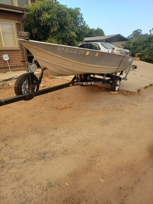 14ft aluminum boat for Sale in San Diego, CA