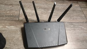ASUS RT-AC87R Wireless-AC2400 Dual-band Gigabit Router for Sale in Tempe, AZ