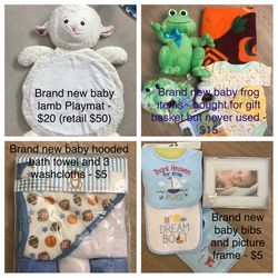 Brand New Baby Stuff for Sale in Cypress,  CA