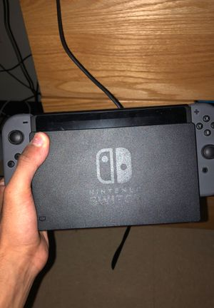 Nintendo Switch with super smash bros for Sale in Nashville, TN