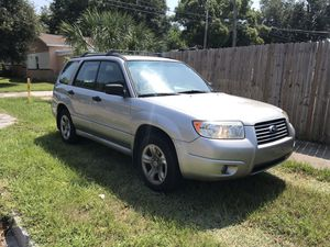 2006 Subaru forester for Sale in St. Petersburg, FL