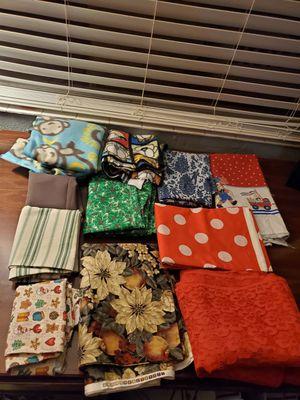 Fabric lot $25 for Sale in Belleair, FL