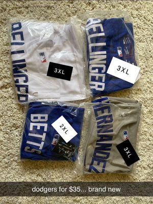 Dodger Jerseys for Sale in Bakersfield, CA