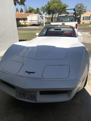 1981 Chevy Corvette for Sale in South Gate, CA