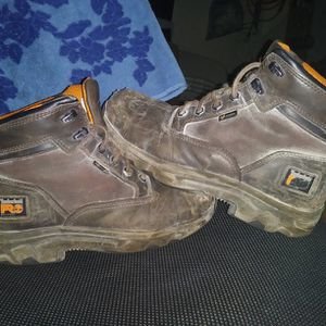 Timberland Steel Toe Working Boots Waterproof Electrical Proof for Sale in Oklahoma City, OK