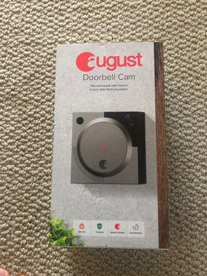 August Doorbell Cam for Sale in Sarasota, FL