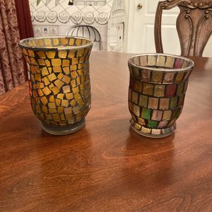 Two Decorative Candelholders for Sale in Zephyrhills, FL