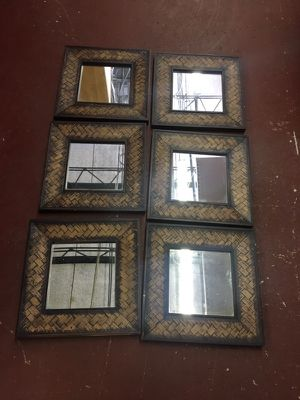 6 Framed Mirrors for Sale in Fort Lauderdale, FL
