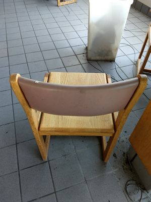 Oak chairs, tables and table tops for Sale in Pinconning, MI