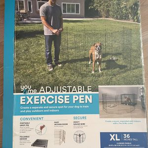 Adjustable Excercise Pen for Sale in Los Angeles, CA
