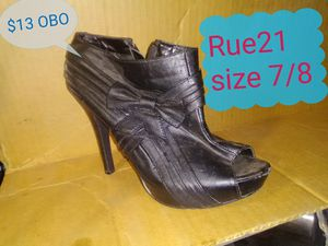 Rue21 open toe for Sale in Abilene, TX