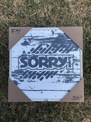 Sorry! Board game target exclusive for Sale in Torrance, CA