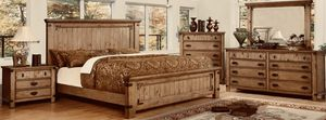 King Bedroom Set for Sale in Siloam Springs, AR