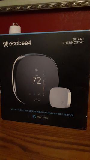 Ecobee4 wifi thermostat for Sale in Houston, TX