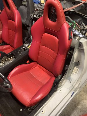 S2000 AP1 Red seats for Sale in Sunnyvale, TX