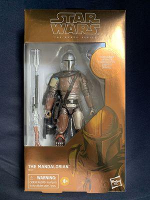 Star Wars Black Series Carbonized Mandalorian for Sale in Clovis, CA